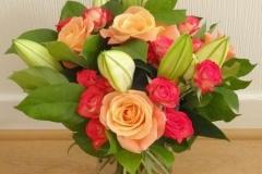 bouquet lys 1