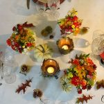 Une table en automne … DIY inside !